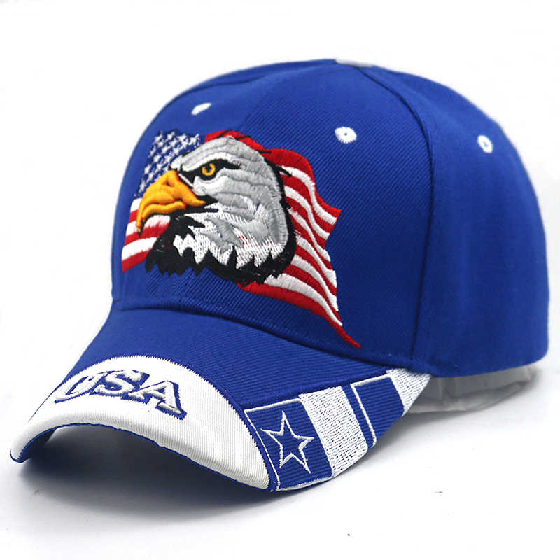 d85674bcda8 Detail Feedback Questions about 2018 unisex USA Flag Eagle 3D Embroidery  Baseball Cap fashion Snapback Caps cheapu Hats adustable Casual cap Gorras Dad  Hats ...