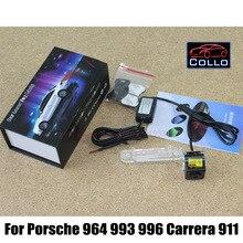 Car Laser Fog Lights For Porsche 964 993 996 Carrera 911 1989~2005 / Vehicle Collision Warning Lamp / Traffic Crash-Proof Lights