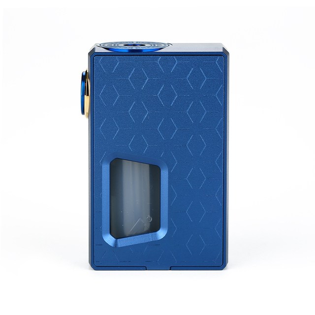 GeekVape Athena Mechanical Squonk MOD Aluminum Material Box Mod & 6.5ml Silicone Squonk Bottle No 18650 Battery E-cigarette Mod 4