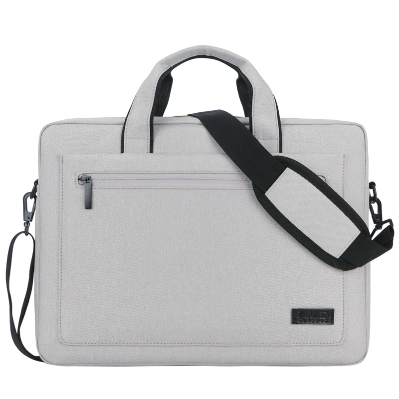 100% QualitäT 2019 Aktentasche Männer Handtasche Große Kapazität Tragbare Dünne Super Multifunktions Große Größe 15,6 Zoll Designer Laptop Handtaschen Eine Hohe Bewunderung Gewinnen