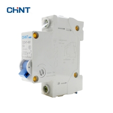MCB CHINT thermometer DZ47-60 1P C4 installation location altitude does not exceed 2000 m.