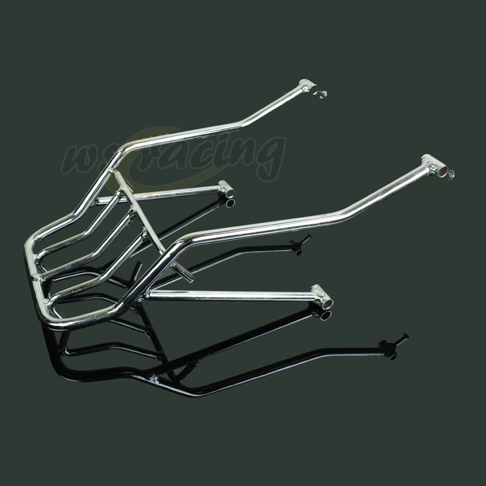 купить New Luggage Rack Carry Shelf For Honda CA250 Rebel CMX250C CMX250 CA450 PA04 M8 CMX450 по цене 3475.35 рублей