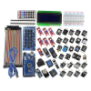 MEGA 2560 R3 Starter Kit With 40 Sensor Module Serial I2C 20 4 LCD Display Gas