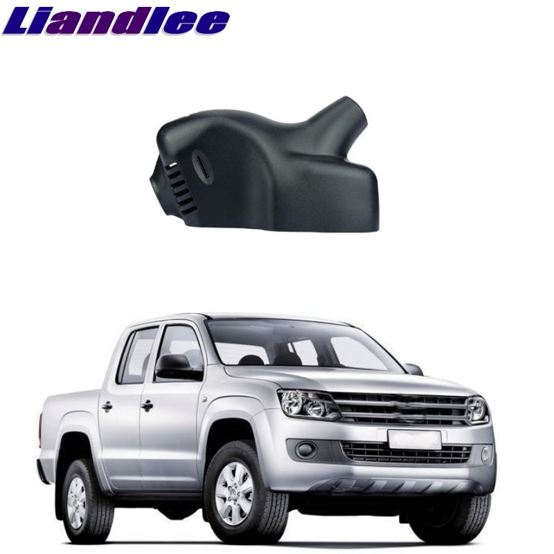 Liandlee For Volkswagen VW Amarok 2009~2018 Car Black Box WiFi DVR Dash Camera Driving Video Recorder liandlee for volkswagen vw golf mk5 a5 1k mk6 a6 5k mk6 a7 2003 2018 car black box wifi dvr dash camera driving video recorder