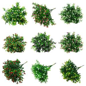 Bouquet Plant-Flowers Simulation-Milan Party-Decoration Plastic Wedding Small Office