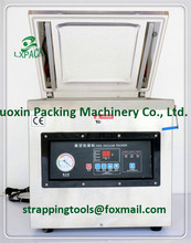 lxpack brand table top chamber vacuum sealer with dual seal bars chamber vacuum sealers