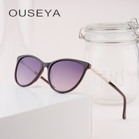 f937b7a7d ... Sunglasses For Women Brand Designer Fashion Shopping Traveling Sun  Glasses Full Rim Frame Glasses. Acetato de Óculos De Sol Redondos para Mulheres  Marca ...
