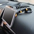 Hotsale 11.5-19 cm de largura tablet mobile phone holder gps no carro no painel de instrumentos ou brisas ajustável titulares de telefone 1336