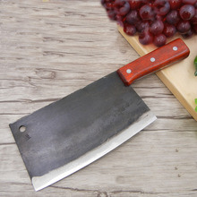 Free Shipping Chef knife Handmade Professional Chef Knife Kitchen Slice Meat Vegetable Multifunctional Knives Forged Knives цена и фото
