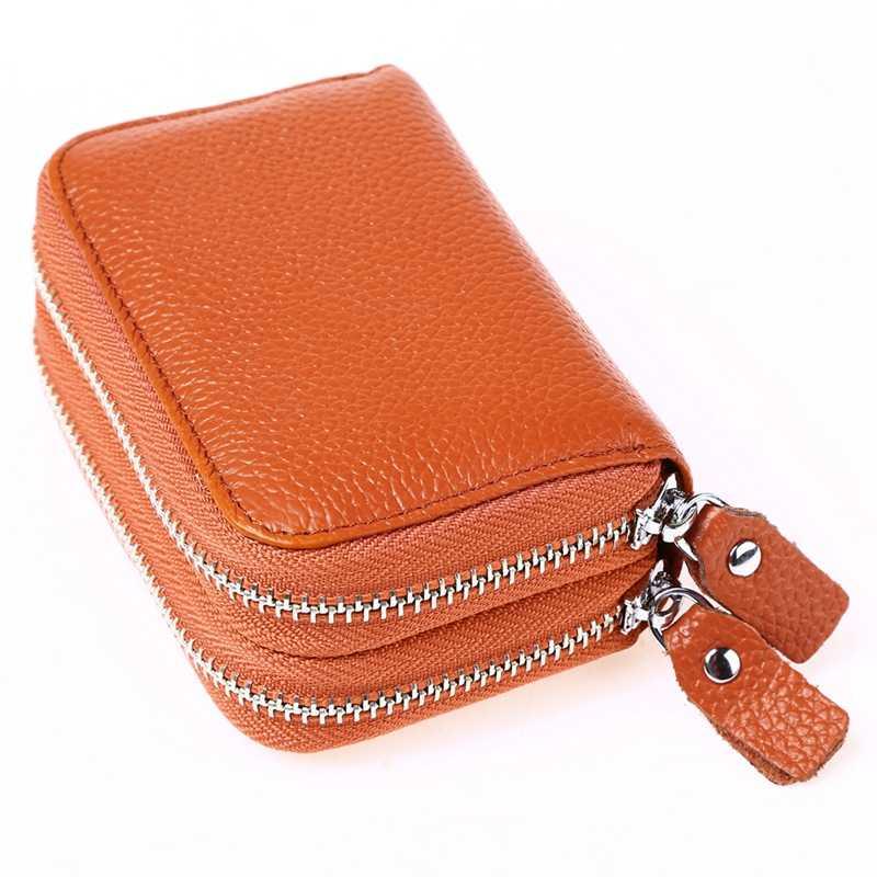 ec77ab501a85 Новая мода Повседневное кошельки Для женщин Hangbags леди одноцветное Цвет сумки  кожаный бумажник держатель для карт