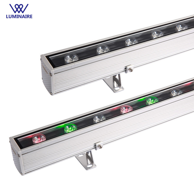 Vw Luminaire Rgb Wall Washer Light Ip67 Led Reflector