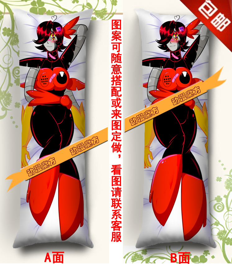 High School DXD Dakimakura Xenovia Quarta Anime Hugging Body Pillow Case Cover