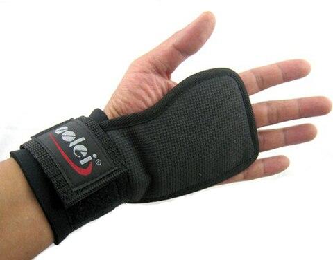 Puxar para Cima de Fitness Luvas de Levantamento de Peso de Alta Não-derrapante com Pulso Ginásio Qualidade Multifunções Durable Proteger Exercício