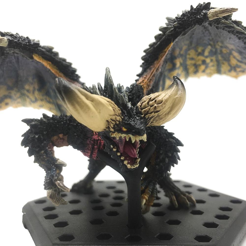 Japan Anime Monster Hunter WORLD Game Figure Nergigante PVC Models Ancient Dragon Action Figure Decoration Toy Model 5