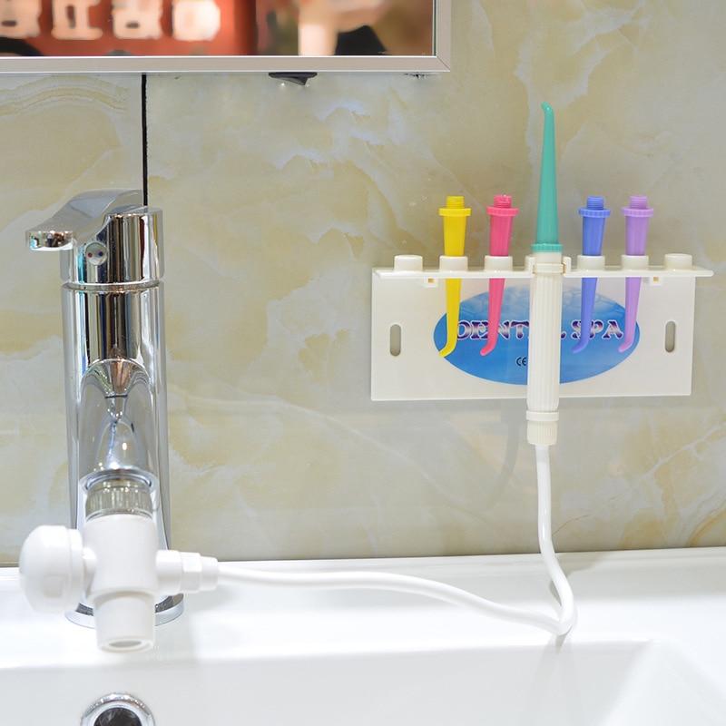 Toothbrush-Set Dental-Flosser Water-Jet Interdental Oral SPA Flush Noiseless Family