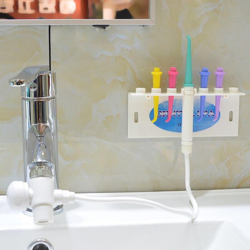 Oral Water Pressure Flusher SPA Flush Family Dental Flosser Interdental Noiseless Water Jet Dental Care Toothbrush Set Dental Wa