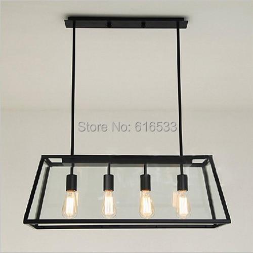 Vintage loft industriële amerikaanse lustre organische glazen doos edison hanglamp keuken eetkamer woonkamer interieur verlichting.jpg 640x640.jpg