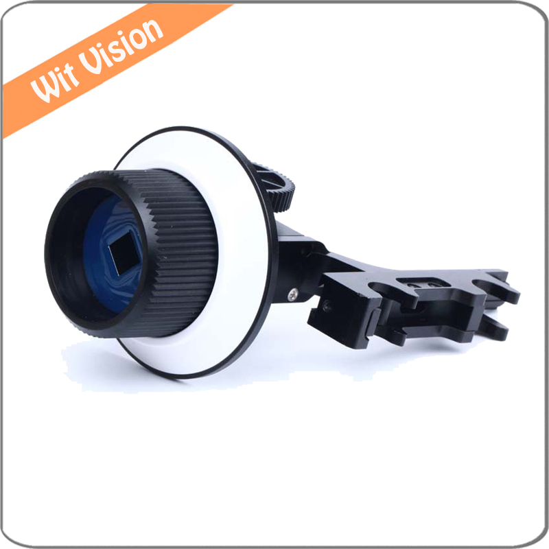 F3 Limit Follow Focus with Adjustable Gear Ring Belt for Canon / Nikon / Video Cameras / DSLR Cameras limit safety fixing ring position limit ring manual position limit