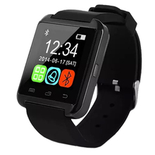 New U8 bluetooth smart watch phone Watches sync mobilephone calling ID SMS Pedometer Sports wristband device