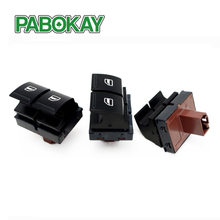 Auto Venster Switches Driver Side 1Z0959858 Voor Skoda Fabia MK2 2006-2014 Uk Brand New(China)
