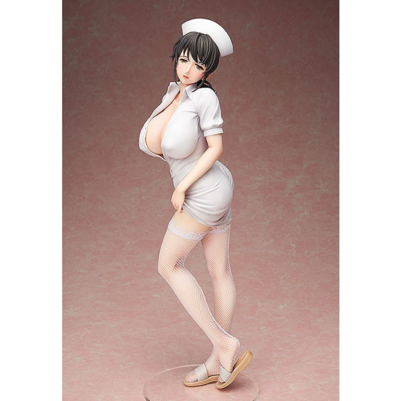 42cm Japanese Sexy Nurse Anime Figure Toy Akawa Asami Mami Akabane Collectible Display Model Doll Sexy Xmas Jouet Gift For Man japanese tinker bell festival vol 2 atype sexy adult anime sexy figures collectible model toy retail box w119