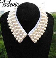 Envío Libre al por mayor collar Falso Jaderic/cuello de la camisa/corbata/corbata/collar de la joyería