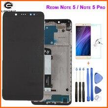 Xiaomi Redmi Observe 5 Professional LCD Show Digitizer + Body 10 Contact Display screen Redmi Observe 5 China LCD Substitute Restore Components