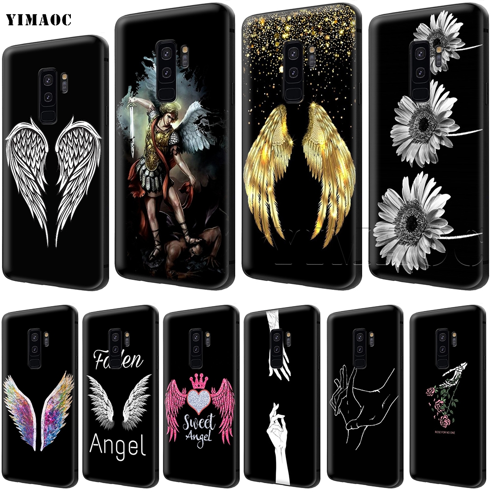YIMAOC Jack Avery Soft Silicone Case for Samsung Galaxy S6 S7 Edge