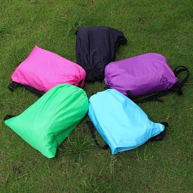 Aliexpress.com : Buy 2016 Fast Inflatable Camping air bag Sofa ...