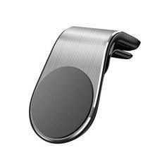 Magnetic car phone holder universal air outlet metal magnetic car mobile phone navigation car bracket cell phone holder for car стоимость