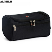 High Quality Travel Portable Waterproof Wash Toiletry Organizer Makeup Bag Multifunction Hanging Beautician Storage Cosmetic Bag