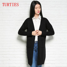 Spring 2016 New large size Cashmere Cardigan Sweater coat women's Wool Cardigan Sweaters casual loose Knit Cardigan