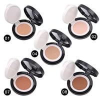 72g Air Cushion BB Cream Sunscreen Perfect Skin BB Powder Concealer Moisturizing Foundation Makeup Bare 5