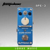 Hot Sale TOM SLINE TOM SLINE AMX 3 MATCHBOX D I Guitar Effects Pedal Mini