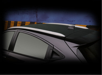 Car High Quality Aluminum Roof Rack Rail Bar baggage luggage bar For Honda Vezel HRV HR V Crossover 2014 2015 2016 2017