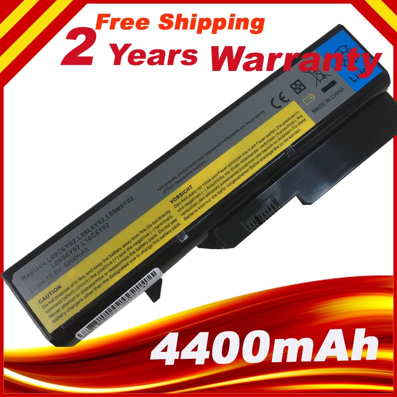4400 мАч ноутбука Батарея для <font><b>Lenovo</b></font> IdeaPad g460 G560 V360 V370 V470 B470 G460A G560 z460 z465 z560 z565 <font><b>Z570</b></font> lo9s6y02 lo9l6y02