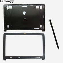 цена на New LCD top cover case For MSI GE62 2QD-007XCN Top Lcd Back Cover black Non-Touch