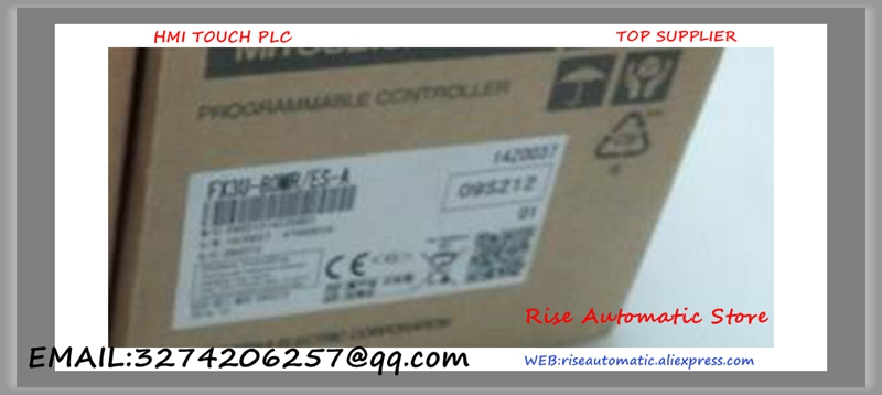 FX3U-80MR-ES-A PLC New Original 100% test good quality new original fx3u 128mt es a plc base unit