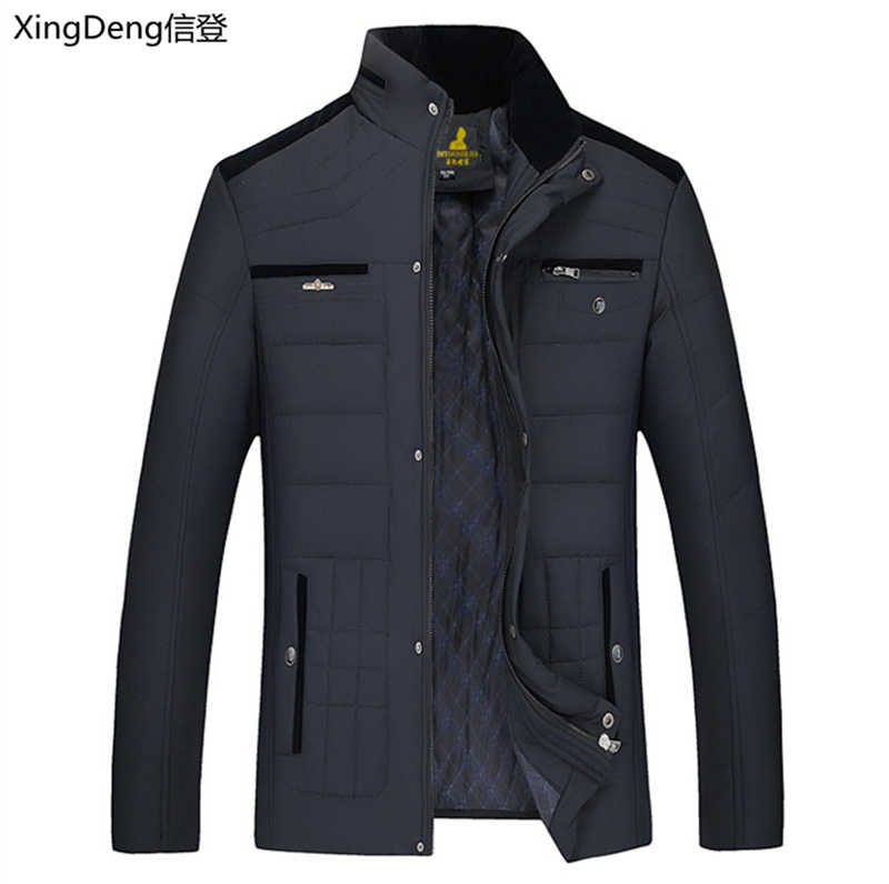 Männer Jacke Beiläufige Jacke Mode XingDeng Lose Neue Herren 5ARL4j