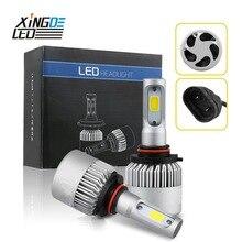 Auto LED Headlight 9012 H7 H4 H8 H11 LED HB3 9005 HB4 9006 H1 H3 6000K