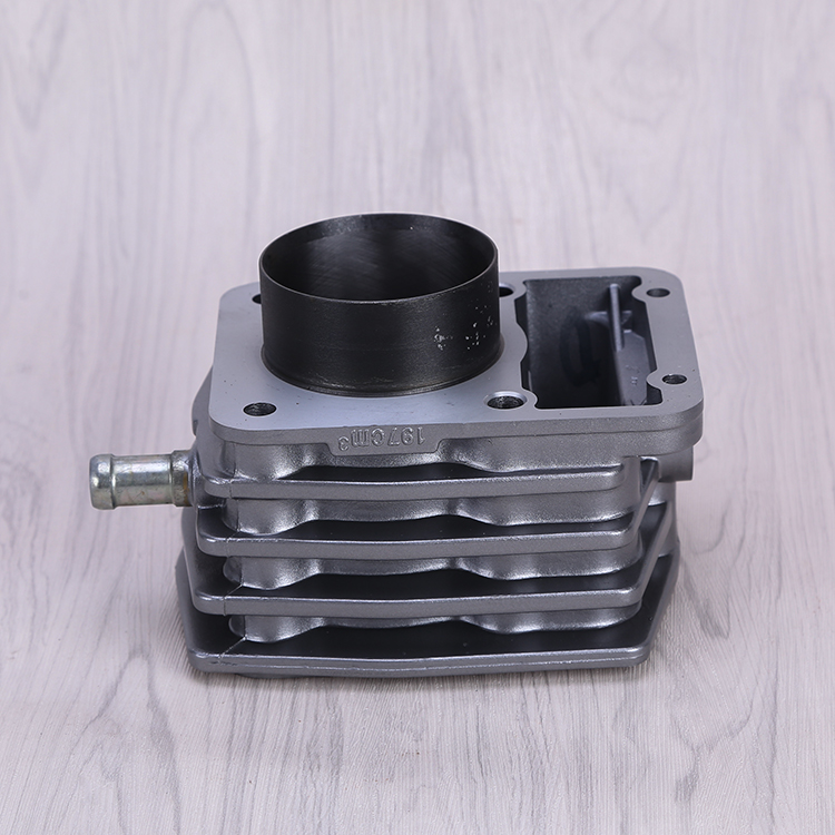 63mm Engine Spare Parts Motorcycle Cylinder Kit For ZONGSHEN HI VALIANT CG200 CG250 CG 200 250 Water cooled ZS163ML ZS170MM in Engines from Automobiles Motorcycles