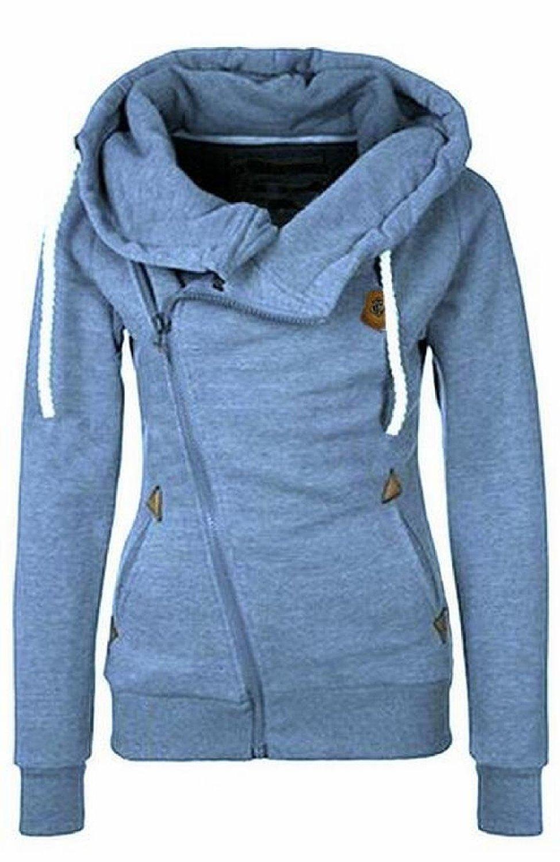 LTYY Men's Side Zipper Hooded Cardigan Jacket