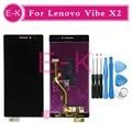 """Высокое качество 5.0 """"для Lenovo Vibe X2 ЖК-Дисплей + Touch Screen Digitizer Ассамблеи Замена X2-CU X2-ТО Черный + Инструменты"""