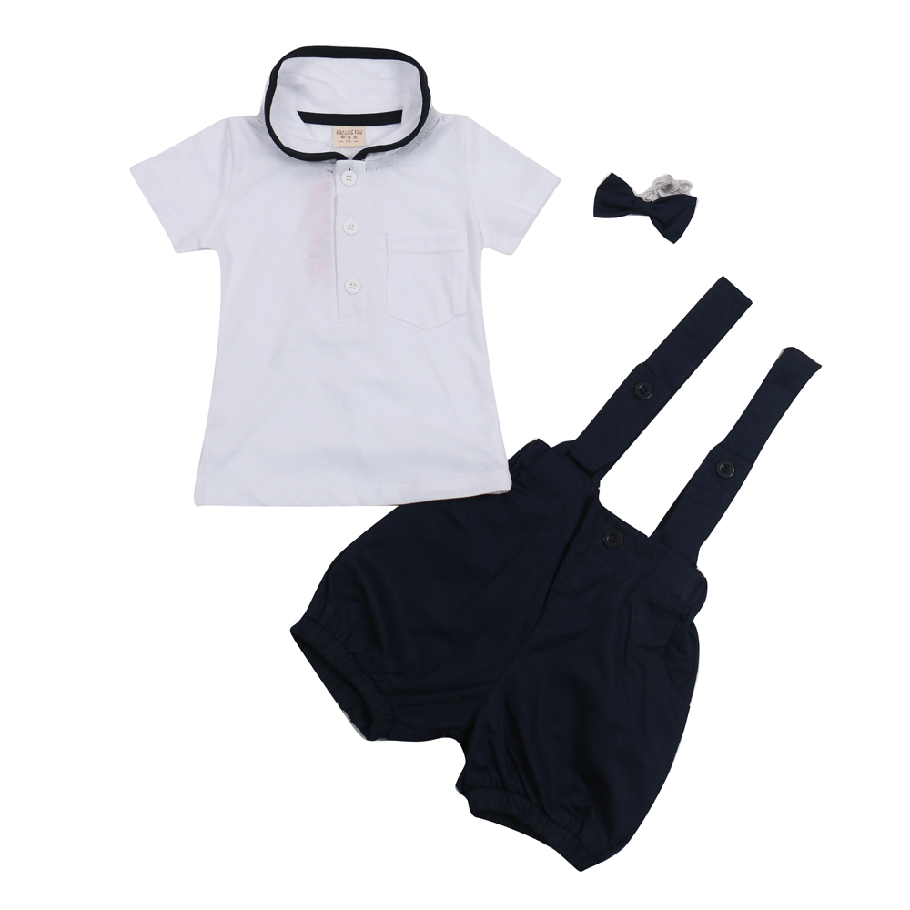 2017-new-Arrival-Baby-boy-clothing-set-Gentleman-newborn-clothes-set-for-boys-high-quality-cotton-T-shirt-Overalls-baby-suit-3