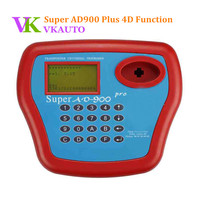 New Super AD900 Pro Transponder Key Programmer 3.15V With 4D Function Can Read 8C 8E Chip Free Shipping