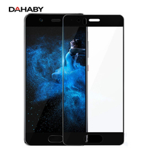 ФОТО DAHABY  Huawei P10 P10 Lite P10  P8 Lite  Honor 9 Mate 9/10 Pro/Lite 5D 3D 4D Curved Full Cover Tempered Glass Film