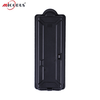 Luggage GPS Tracker Car Waterproof IPX7 10000Mah Battery Powerful Magnet GSM Alarm Free Web APP Locating TK10SE Last 1800 Days