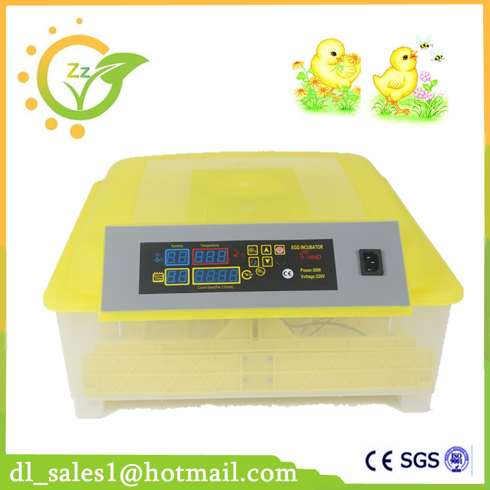 Automatic 48 Eggs Incubator High Hatching Rate Incubator New Incubation Equipment Chicken Duck Bird hatching chicken duck egg incubator 48 eggs incubator automatic incubator poultry incubation equipment