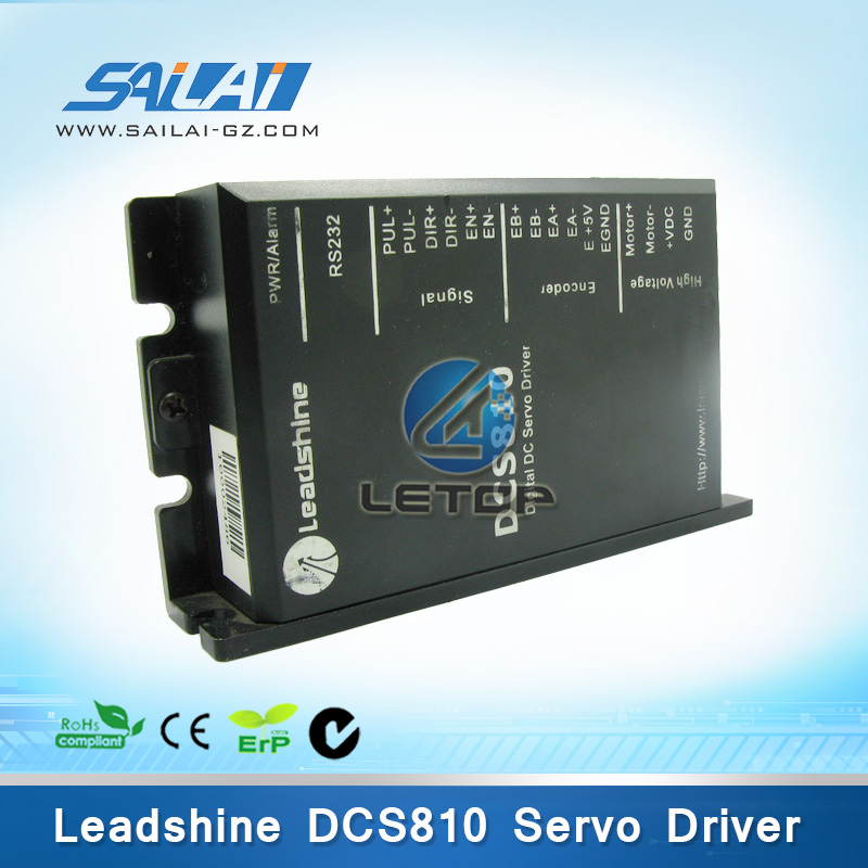 On Sale!!LeadShine DCS810 servo motor driver for infiniti large format printer