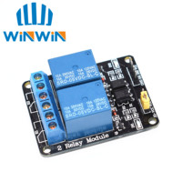 1PCS 2 Channel New 2 Channel Relay Module Relay Expansion Board 5V Low Level Triggered 2